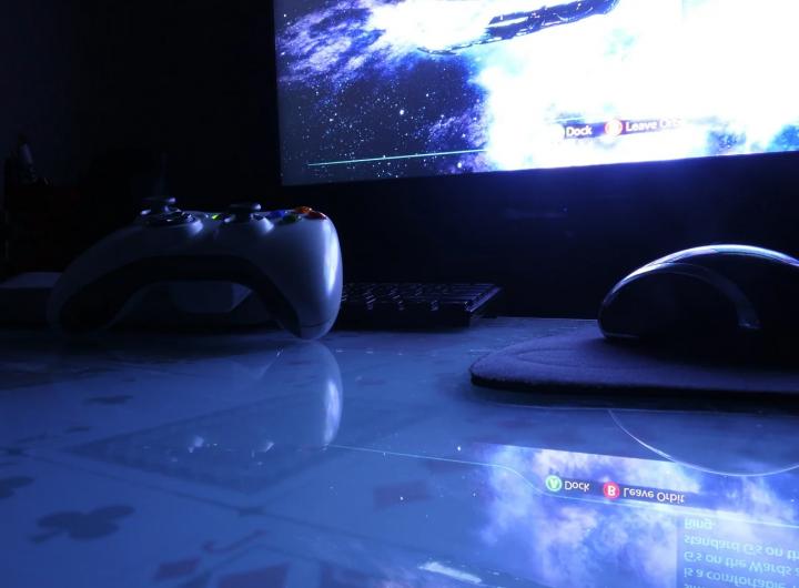 mysz gamingowa